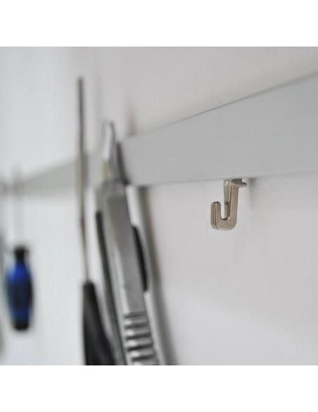Szyna magnetyczna do narzędzi i instrukcji