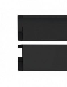 Szyna galeryjna czarny mat