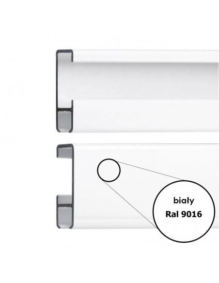 Szyna galeryjna Standard biała